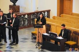 Koncert Chóru Wyższobramskiego