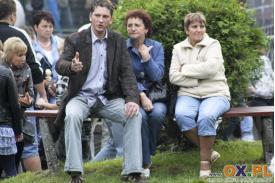 Chybie: Żabionalia 2011 - koncert Orkiestry Dętej i Avocado
