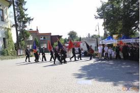 Uroczystość 110-lecia powstania OSP w Zebrzydowicach