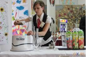 Cieszyn: Beskidzki Konkurs Młodych Barmanów