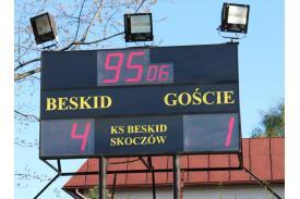 KP Beskid 09 Skoczów - LKS Bestwina - 4:1