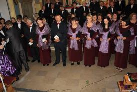 Uroczysty koncert z okazji Jubileuszu 75-lecia Chóru ECHO