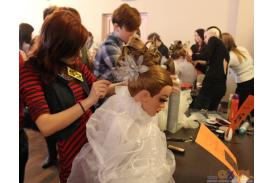 Konkurs fryzjerski o Puchar Beskidów