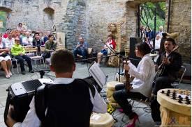 \''Piknik z pomysłem\'' - recital poetycki GRUPY FURMANA