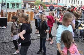 Imieniny Miesiąca na Rynku w Skoczowie