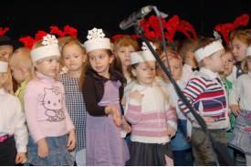 Kolędowanie Przedszkolaków w Skoczowie