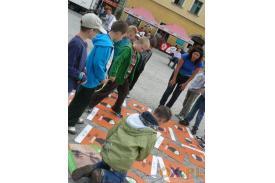 Festyn ekologiczny Zielony Kontener