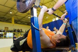 IV Mityng Siłowy Osób Niepełnosprawnych