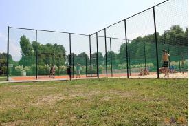 Otwarcie boisk w Kończycach Małych