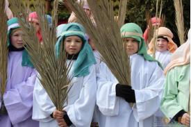Niedziela Palmowa w Strumieniu