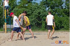 Siatkówka plażowa w Goleszowie