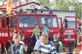 Pokazy strażackie w Ustroniu