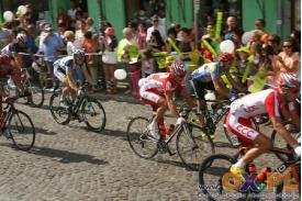 Tour de Pologne w Skoczowie