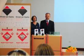 Wernisaż wystawy\'\'Dizajn śląski\'\' oraz \'\'Śląska Rzecz