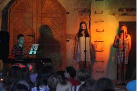 Śpiewokossy - koncert