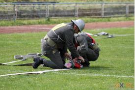 Strumień: Zawody sportowo-pożarnicze