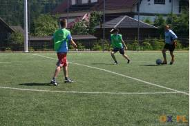 Turniej w Piłce Nożnej \'\'O Puchar Wójta Gminy Istebna\'\'