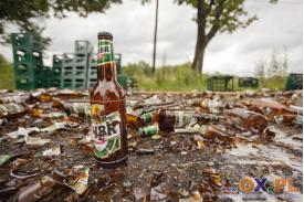 Wypadek z piwem