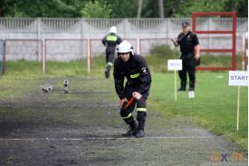 Zawody pożarnicze w Chybiu