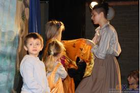 Brenna: spektakl: Zaczarowany Młynek