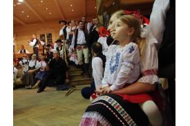 Góralski bal w Mostach