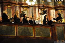 Koncert \''Ratujmy organy\'' (\''Chór Mieszany \''Echo\'')