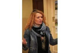 Spotkanie z pisarką Katarzyną Enerlich w Zebrzydowicach