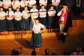 Cieszyn: Koncert kolęd Zespołu Regionalnego ISTEBNA
