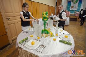 V Beskidzki Konkurs Młodych Kelnerów
