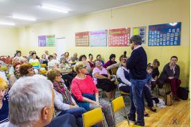 Spotkanie z Klubem Zdrowia