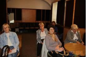 Spotkanie z Klubem Zdrowia: Cukinia