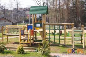Otwarcie placu zabaw w Kończycach Wielkich
