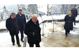 Wizyta prezydenta Słowacji i prezydenta Ukrainy w Wiśle...