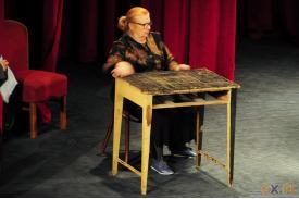 \'\'Warsztaty teatralne z mistrzem\'\' (Stanisława Celińska)