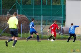 KP Beskid Skoczów II U19 - LKS Orzeł Łękawica U19 3:2