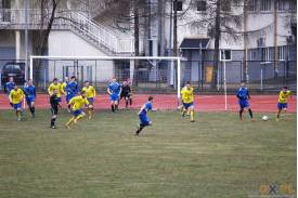 KP Beskid Skoczów - KS Kuźnia Ustroń 3:0