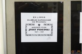 Wernisaż wystawy  \'\'Ekslibrisy typograficzne\'\'