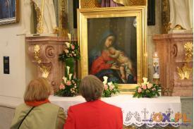Powrót obrazu Matki Boskiej Skoczowskiej