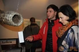 Wernisaż wystawy plecionkarskiej