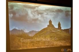 Gaumardzos Sakartvelos -  czyli moja mała Gruzja