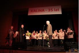 Koncert jubileuszowy z okazji 35-lecia chóru KALINA
