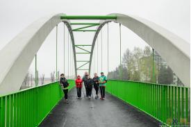 VI Wiosenny Marsz Nordic Walking