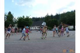 Parada kolonistów w Wiśle
