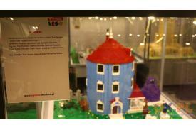 Rafał Sonik z klocków Lego