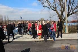 Skoczów - most oficjalnie otwarto