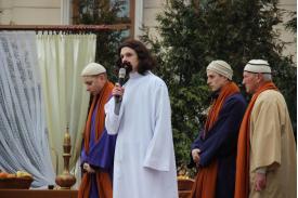 Misterium Niedzieli Palmowej w Strumieniu