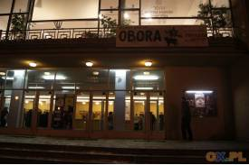 Premiera \''Obory\'' na Scenie Polskiej