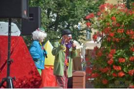 Duet clownów w Wiśle