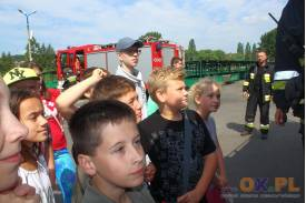 Skoczów - służby dzieciom
