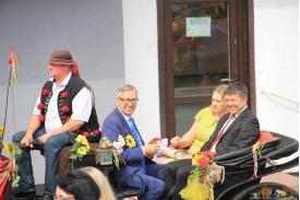 Dożynki Powiatowo - Gminne w Skoczowie
